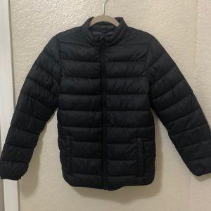 Cool weather jacket